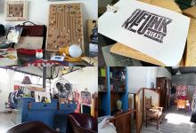 Spille legna!, collane disegnate e cartoline illustrate da Tostoini al Refunk
