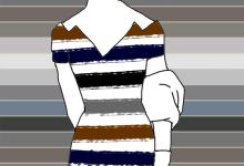 Funky Fashion Tips illustrazione di Tostoini per Le Funky Mamas