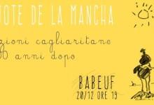 Babeuf // tè, vino e letture lenteDon Quijote de la Mancha - collettiva di illustrazioni