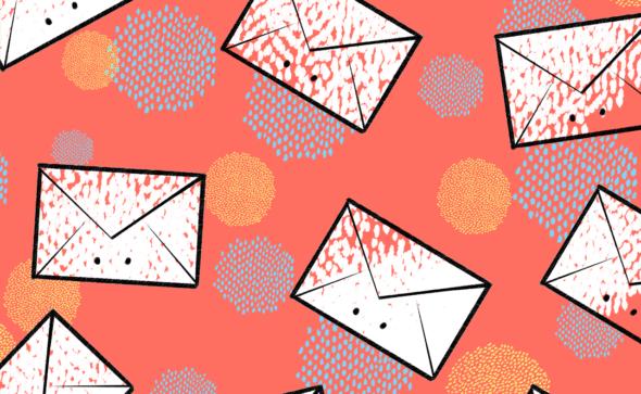 newsletter roberta ragona tostoini illustration