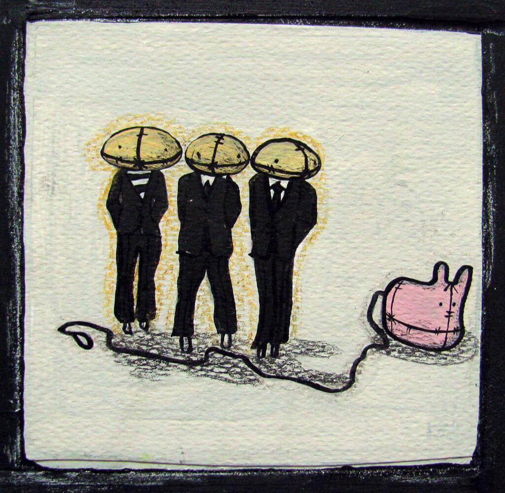 [2008] Copertine remixate: The Bishops