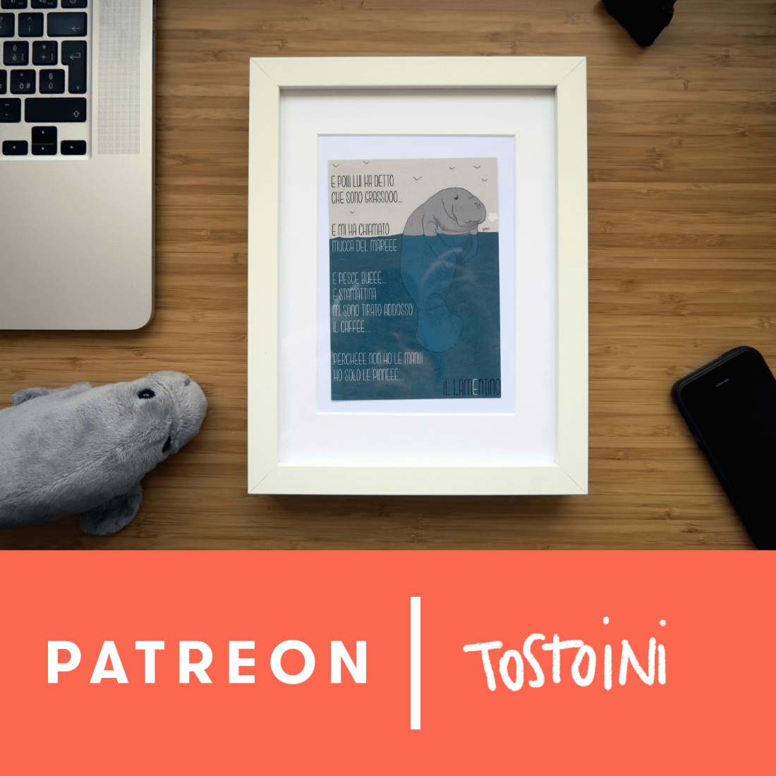 tostoini on patreon