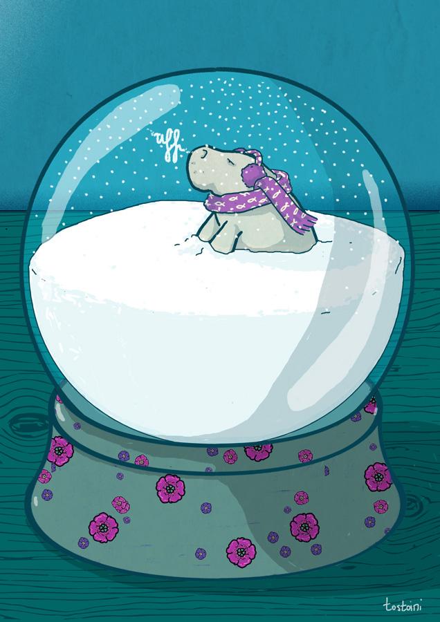 patreon-manatee-lamentino-tostoini-winter-holidays