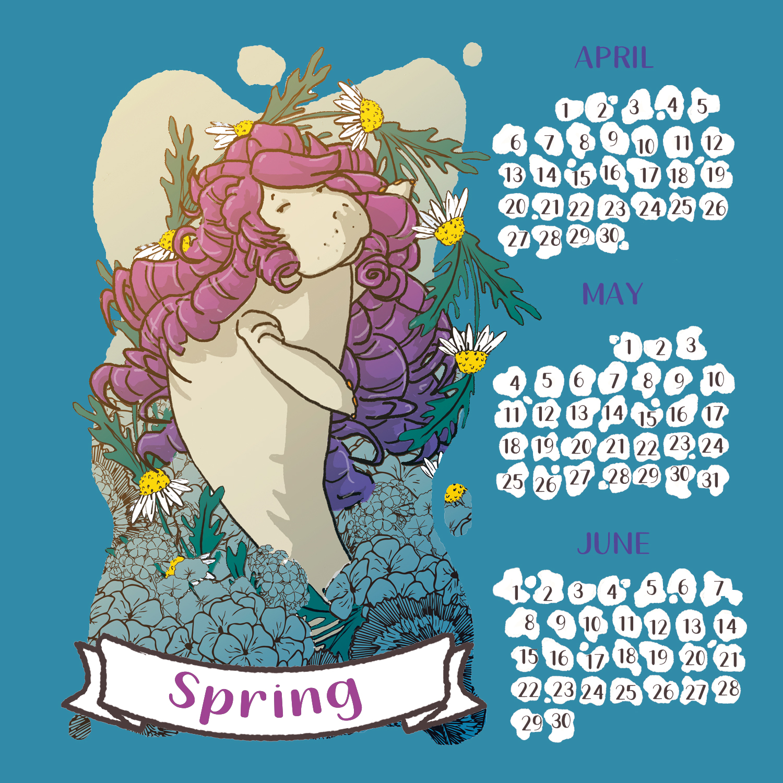 tostoini-lamentino-manatee-spring-calendar-2020