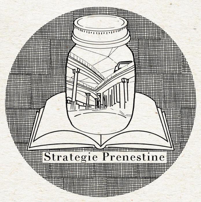 strategie prenestine logo design
